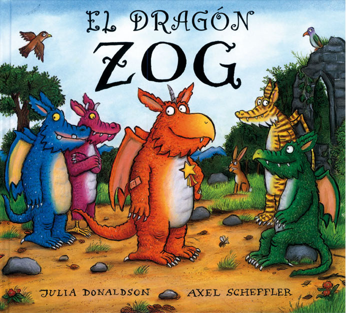 El dragón Zog